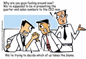 Ending the Sales & Marketing Blame Game