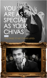 Now Get Chivas Listed Through Facebook