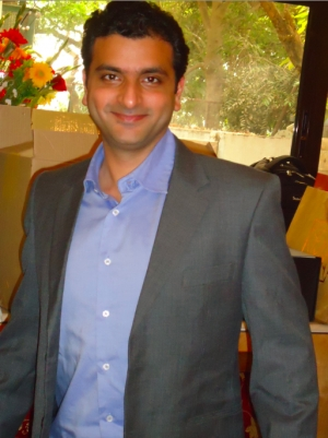Nitin Shakdher, VP Marketing, Talwalkars Better Value Fitness