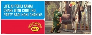 Domino's Pizza India Leverages 'Pehli Kamai' On Social Media
