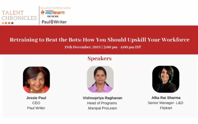 Retraining to Beat the Bots: How You Should Upskill Your Workforce