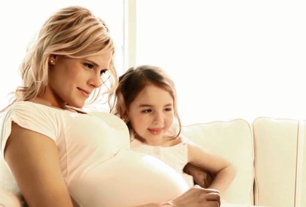 Mom and Baby using Oracle Marketing Cloud