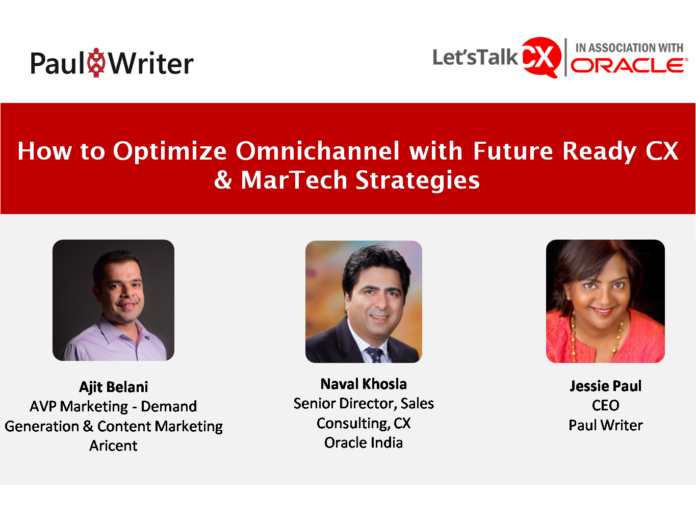 How to Optimize Omnichannel with Future Ready CX & MarTech Strategies