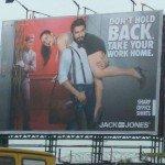 Jack & Jones Sexist Ad with Ranveer