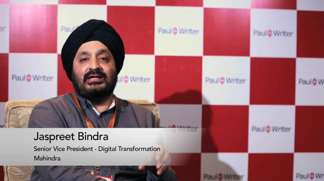 Marketing 2020: Chai Break with Jaspreet Bindra, SVP – Digital Transformation, Mahindra