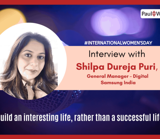 International Women's Day Interview with Shilpa Dureja Puri