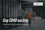 COVID - Washing