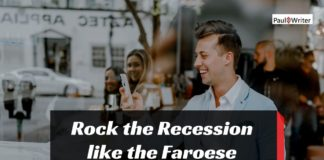 Rock the Recession like the Faroese
