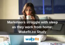 Marketeers struggle with sleep as they work from home: Wakefit.co Study