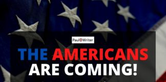 The Americans are coming!