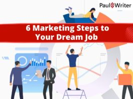 6 Marketing Steps to Your Dream Job