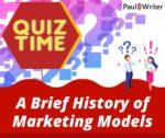 A Brief History of Marketing Models