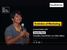 Evolution of Marketing,Jessie Paul - Founder, Paul Writer