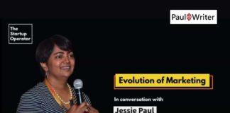 Evolution of Marketing,Jessie Paul - Founder, Paul Writer